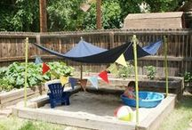 outdoor decor / by heather sager