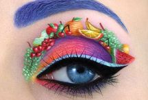 ★ Body Beautiful ★ / ~ Dedicated to body art of all forms; make-up, tattoos, hair & nails ~ / by Helen Strutynskyj