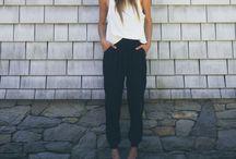 Fashion: Casual / by Beth Cumming