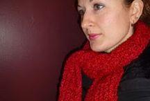 Knifty Knitter / Loom Knitting