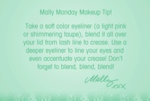 Mally's Tips and Tricks / by Mally Beauty