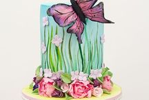 Awesome Amazing Cakes  / My love of Cake  / by Kate Power