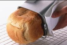 Bread Machine & Bread Starter Recipes / by Sarah Hehn