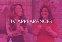 TV Appearances! / by Mally Beauty