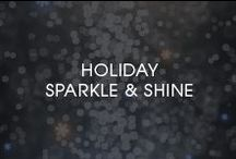 Holiday Sparkle & Shine! / by Mally Beauty