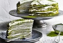 Made with Matcha / Whether it's for breakfast, lunch, dinner, or dessert, incorporate Matcha into your diet with these fun recipes!