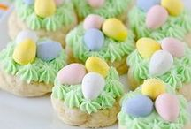"""Home Made Spring Sweets / --Sponsored by Marie Callender's-- This board includes pins related to springtime sweets that have all the qualities of fresh, made-from-scratch goodies like """"mom would make."""""""