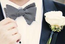 Autour du marié / Les indispensables du marié !