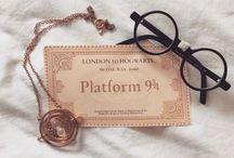 Harry Potter aesthetics