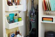 Organize - Laundry Room