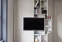 Organize - Livingroom