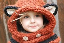 Knitting and Crocheting Ideas / by Sarah P.