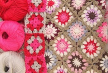 crochet / patterns, yarn color combinations, tutorials, tips and tricks for crochet / by gigi kennedy