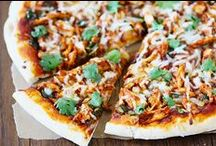 Pizza & Stromboli / by gigi kennedy