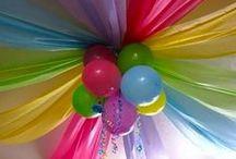 Party Ideas / by Ashley Leonard