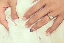 Nails / Nail art, bold colors, intriguing manicures, you name it, we want it.