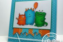 My Creations / Cards from my blog / by Paula Sievers