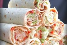 Let's Do Lunch / Quick Fix Lunch Ideas
