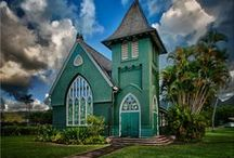 Church's / Places of Worship / by Connie Perteet