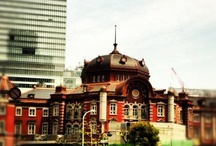 Walk around Tokyo / These are pictures that I took in my home town Tokyo :) enjoy! / by Akane Suzuki
