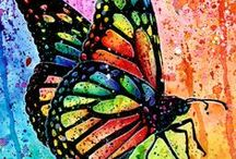 Kaleidoscope of Color / by Connie Perteet