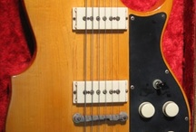 Guitars / by Anthony Spell