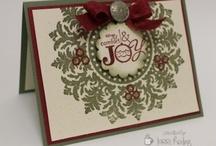 Cards Christmas SU / by Soni Larson