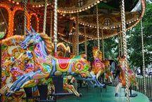 Carnival & Carousel Magic / by Connie Perteet