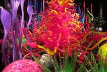 Chihuly / Creativity at it's best. / by Connie Perteet