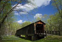 ❤️ Barns & Covered Bridges / by Rhonda Christopherson