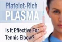 """Tennis Elbow Treatment / Treatment for Tennis Elbow: What's the right way to treat, exercise and ultimately """"cure"""" Tennis Elbow? What therapies and remedies actually help it heal as opposed to just giving short-term relief from the pain?"""