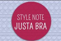 Just A Bra / A little bit of lace that packs a whole lot of punch! This barely there bra is packed with comfort and practicality but with a little feeling of frivolousness. Like a care free holiday.... but for your boobs. Wear it all year round, no matter the occasion and bask in its amazing simplicity.  Looking for a bra for your daughter? Girlfriend? or best friend? This is probably the one, although you dont need to stop at just one. Let your wandering care free nature discover all the possibilities!
