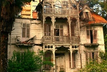 Ghost House & Towns / . / by Rhonda Christopherson
