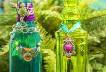 All Things Green / Apple, Lime, Emerald, Jade, Mint, Chartreuse, Kelly, Olive, Avocado etc. / by Connie Perteet