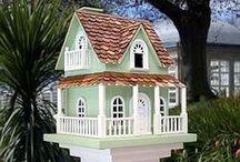 Birdcages & Birdhouses / by Connie Perteet