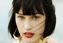Bangs / by POPSUGAR Beauty