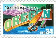 Oregon / by Rhonda Christopherson