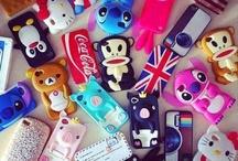 Cute Phone Cases / by Jade Verburgt