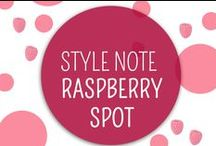 Raspberry Spots! / O.k So we are more than a little excited about our latest foray into the world of Raspberry! And to celebrate we have collated our favourite Raspberry and Spot themed finds on Pinterest into this board, all of course as we launch our brand new Raspberry Spot Curvylicious bra! Fantastic :)