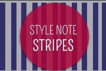 Stripes are Right!  / Inspired by our brand new betty boobs bra now in stripes and lace we have decided to celebrate all things stripey!