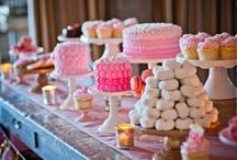 Wedding Dessert Displays  / by Ashley Leonard