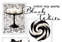 Black & White Party  / by Ashley Leonard