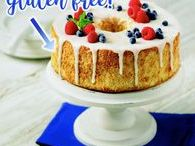 Tasty Treats / Discover easy & delicious recipes featuring dessert's favourite ingredient: eggs!