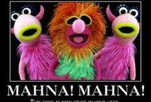 Mahna Mahna / for Butterbean / by Sandra Eidt