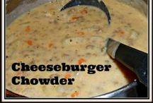 Soup and Salad Recipes