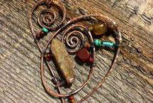 Boho Jewelry / Bohemian Acessories / by Sunny Smith