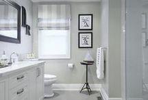 Bathrooms / by Bridget Stamp