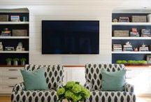 Family Room / by Bridget Stamp