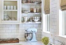 Kitchen / by Bridget Stamp