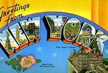 New York / by Theda Weatherly